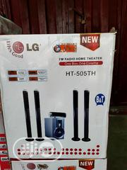 LG Home Theatre Sound System With 4 Tall Speaker,Woofer,.Bluetooth | Audio & Music Equipment for sale in Lagos State, Yaba
