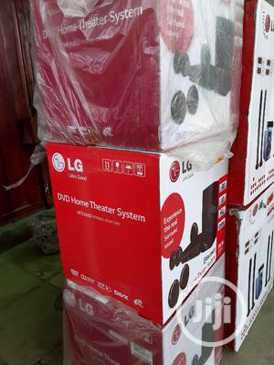 LG Mini Home Theatre With 5 Speakers And Soround Woofer   Audio & Music Equipment for sale in Lagos State, Yaba