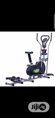 4in1 Exercise Stationary Orbitrack Bike | Sports Equipment for sale in Lagos State, Surulere