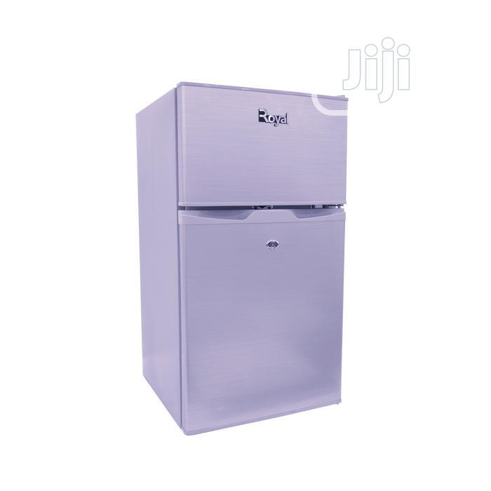 ROYAL Refrigerator 95L RBCD-105 (Visit Www.Reco.Ng)
