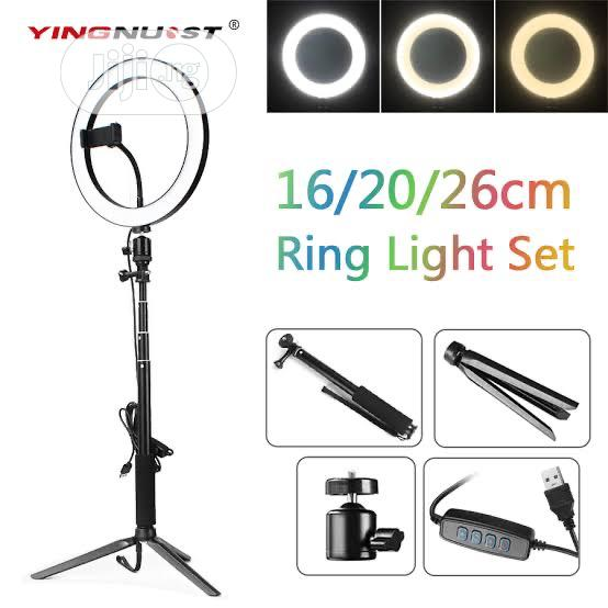 Archive: Photography LED 26cm Ringlight