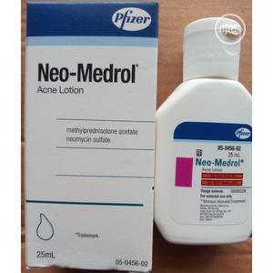 Pfizer Neo Medrol 4 Pimples AND Razor Shave Bumps | Skin Care for sale in Lagos State, Ikeja