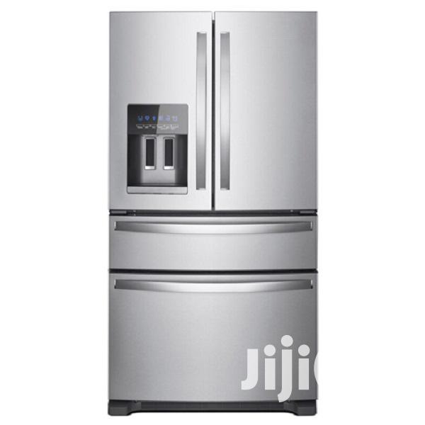 Archive: ROYAL Refrigerator 360L RSBS-360W (Visit Www.Reco.Ng)