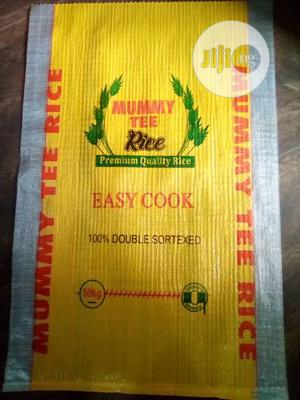 Pure Water Packing Nylon,Rice Bag   Manufacturing Services for sale in Kwara State, Ilorin South
