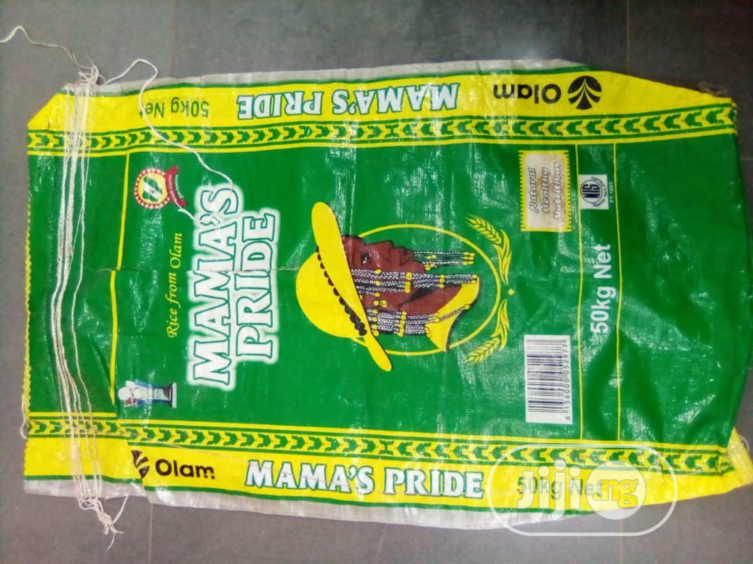 Rice Sack Bags   Manufacturing Services for sale in Ado-Odo/Ota, Ogun State, Nigeria