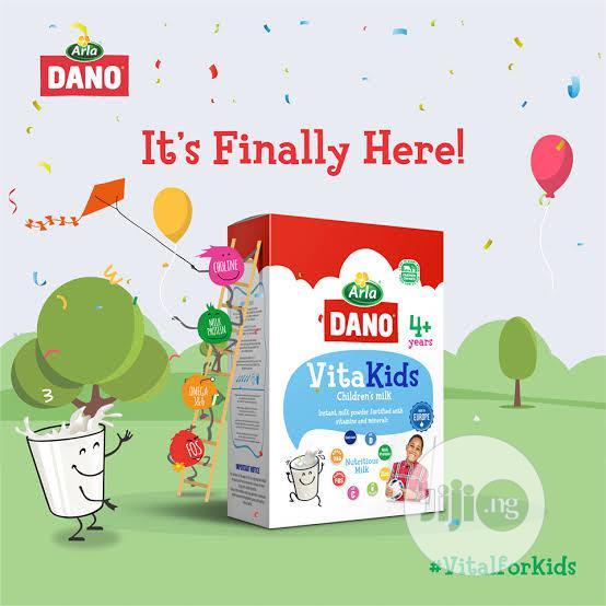 Dano Baby Milk