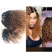 Two Tone 100% Percent Human Hair Pixie Curls | Hair Beauty for sale in Enugu State, Enugu