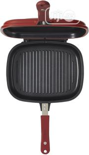 Double Pan Jumbo Grill Cookware   Kitchen Appliances for sale in Lagos State, Gbagada
