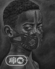 Pencil Portrait Drawing | Arts & Crafts for sale in Lagos State, Ikorodu