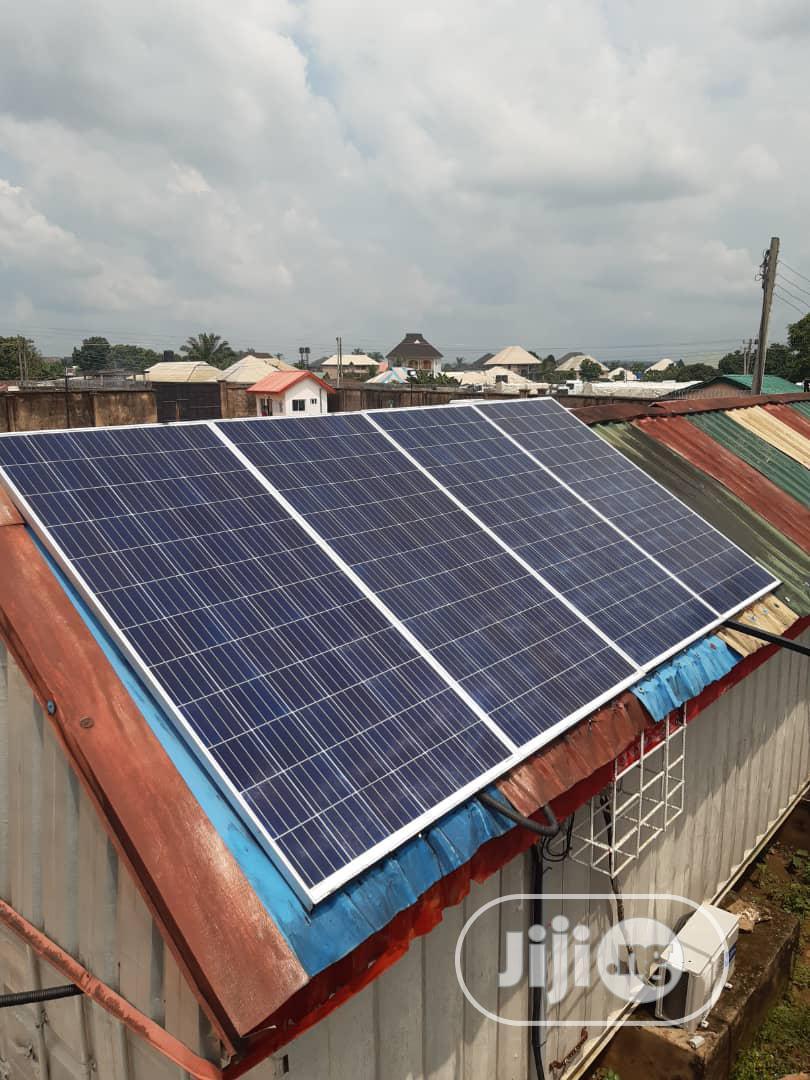 Inverter and Solar Installation