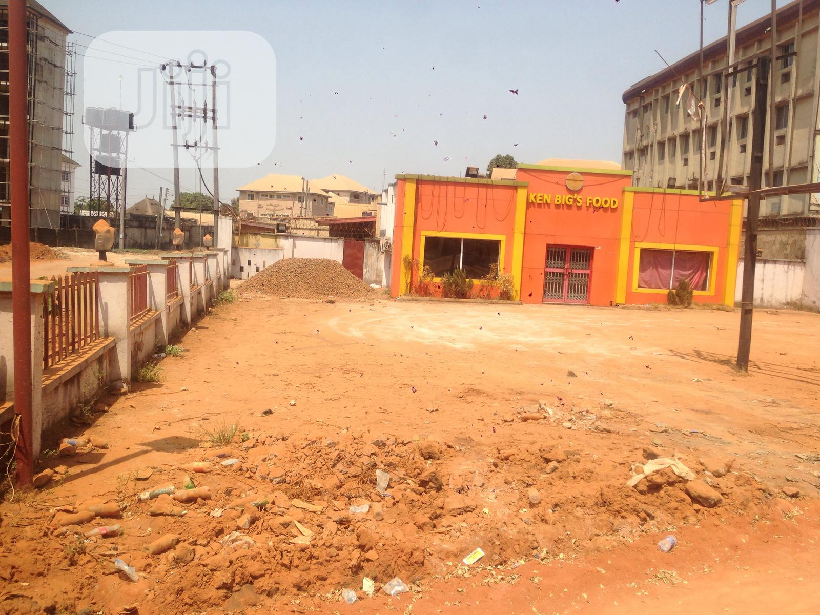 Fastfood Complex Located In A Prime Location Infront Of A Major Road | Commercial Property For Sale for sale in Owerri, Imo State, Nigeria