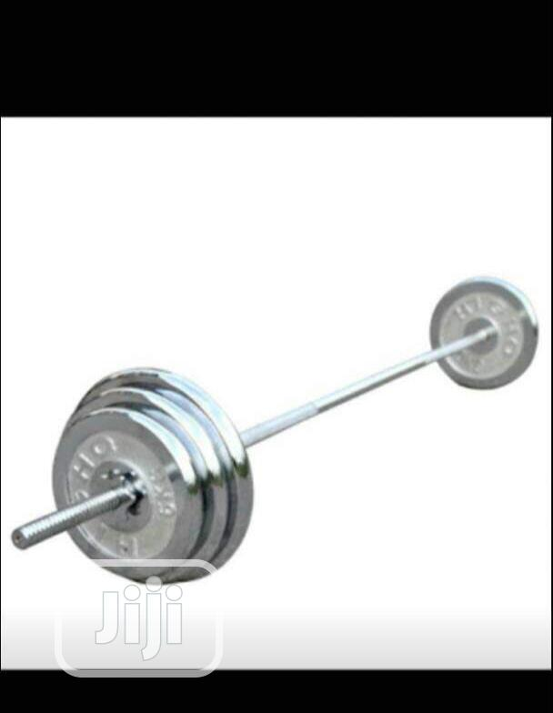 50kg Barbell Weights