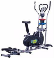 Orbitrac Bike 4handle With Dumbbell, Twister and Stepper   Sports Equipment for sale in Lagos State, Victoria Island