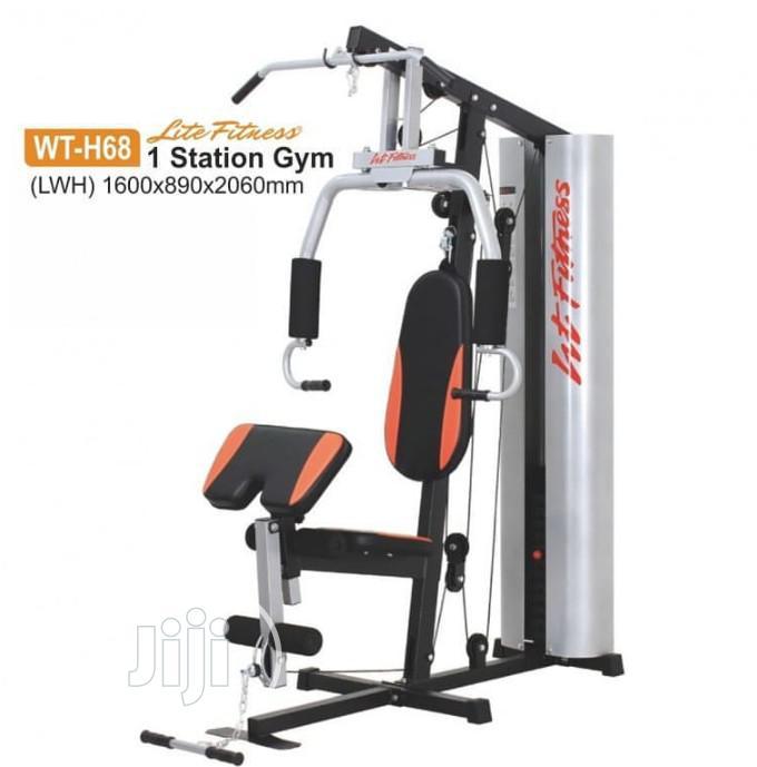 Brand New Lite Fitness 1 Station Gym