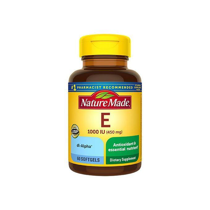 Naturemade Nature Made Vitamin E 450 Mg 1000 Iu Dl Alpha Liquid Soft In Ojo Vitamins Supplements Hilary Odoh Jiji Ng
