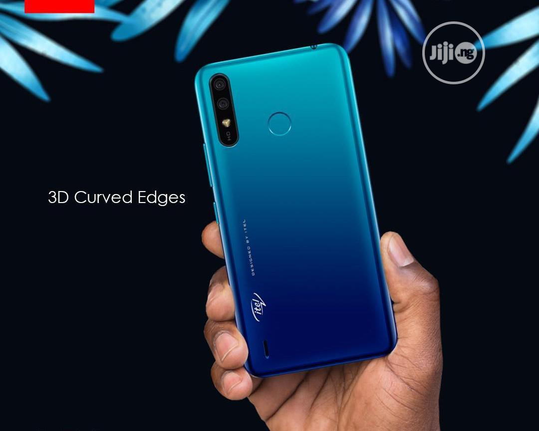 New Itel A56 16 GB Blue | Mobile Phones for sale in Ikeja, Lagos State, Nigeria