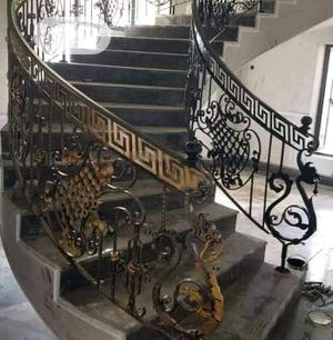 Stainless Steel Hand-Railing/Fabrication Installation   Building & Trades Services for sale in Rivers State, Port-Harcourt