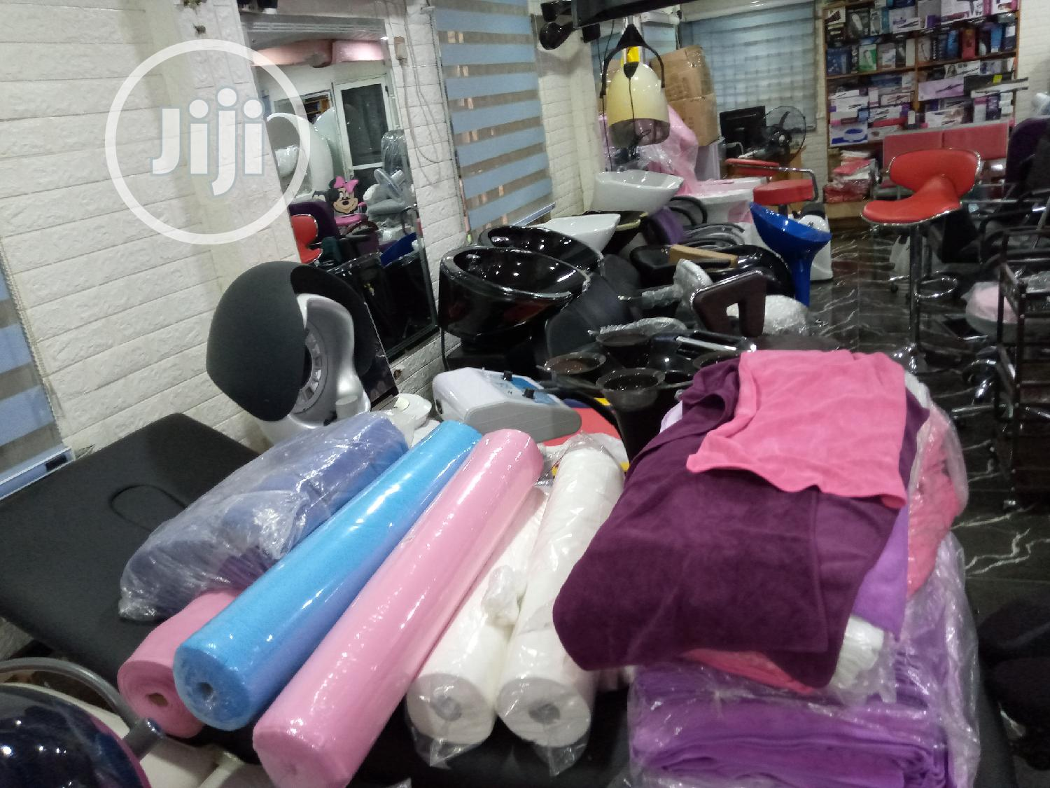 Archive: All That Is Needed To Set Up A Salon