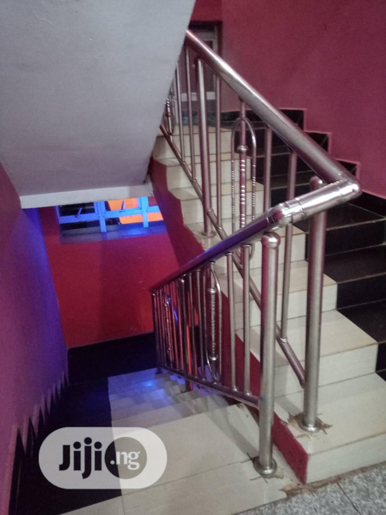 Archive: Stainless Steel Handrails