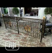 Wrought Iron Works Fabrication And Installation And Wrought Iron Gates | Doors for sale in Rivers State, Port-Harcourt