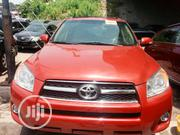 Toyota RAV4 2.5 Limited 4x4 2010 Red | Cars for sale in Lagos State, Apapa