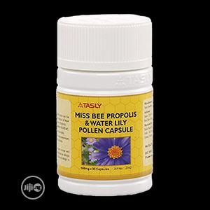 Tasly Miss Bee Propolis and Water Lily Pollen Capsule   Vitamins & Supplements for sale in Abuja (FCT) State, Wuse 2
