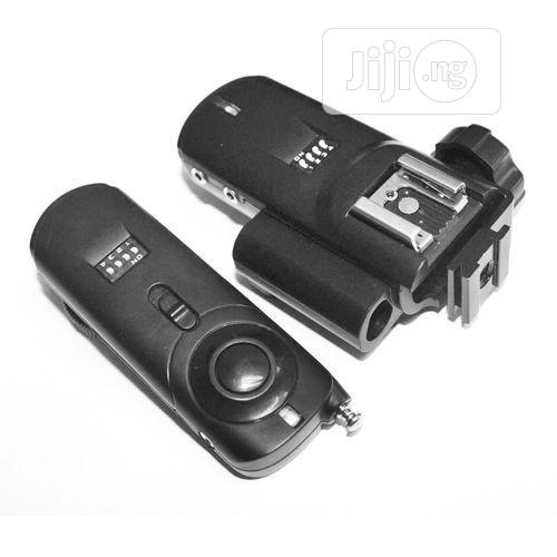 Reemix Wireless Remote Control Flash Trigger
