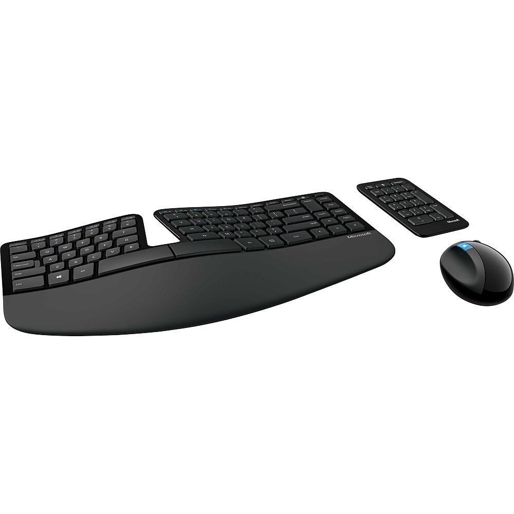 Microsoft Sculpt Comfort Keyboard | Computer Accessories  for sale in Ikeja, Lagos State, Nigeria