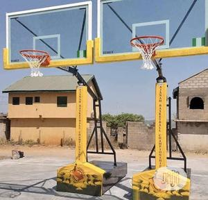 Olympic Basketball Stand   Sports Equipment for sale in Rivers State, Port-Harcourt