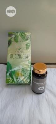 Healthway Caps/KUDDING TEA(Reduces Blood Pressure And Cholesterol) | Vitamins & Supplements for sale in Abuja (FCT) State, Jabi