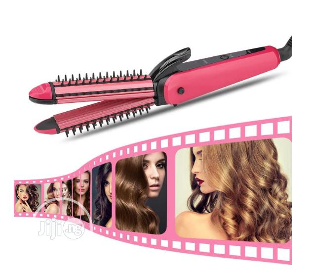 Hair Curler 3 in 1 | Tools & Accessories for sale in Lagos Island, Lagos State, Nigeria