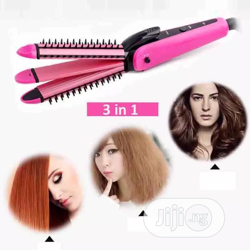 Hair Curler 3 in 1