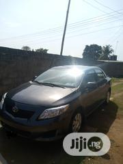 Toyota Corolla 2009 Gray   Cars for sale in Ogun State, Ado-Odo/Ota