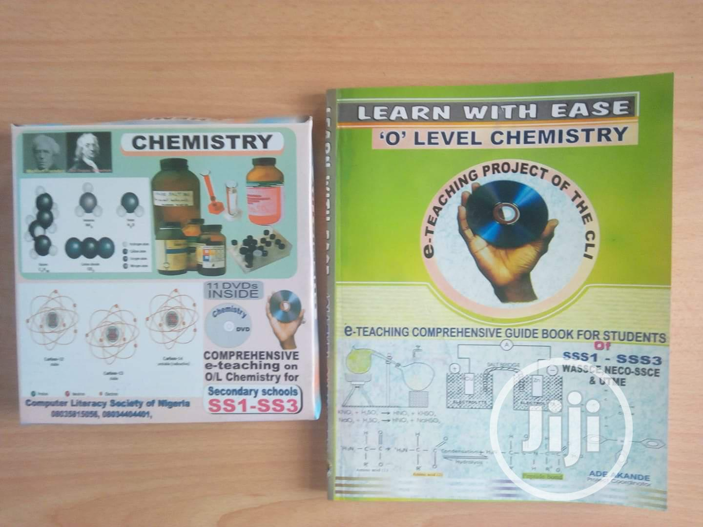 Chemistry, Physics And Maths On DVD | CDs & DVDs for sale in Ikeja, Lagos State, Nigeria