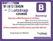 Web Design With Bootstrap - Course   Classes & Courses for sale in Lagos State, Ikeja