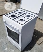 White 4 Burner Gas Cooker + Oven and Grill (Pay on DELIVERY) | Kitchen Appliances for sale in Lagos State, Lagos Island