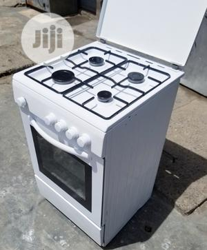 White 4 Burner Gas Cooker + Oven and Grill (Pay on DELIVERY)   Kitchen Appliances for sale in Lagos State, Lagos Island (Eko)