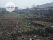 Full Plot Of 8 Units Mini Flat Foundation Elepe | Land & Plots For Sale for sale in Lagos State, Ikorodu