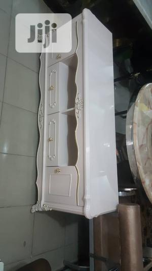 Quality Royal Tv Stand Shelf | Furniture for sale in Lagos State, Ojota