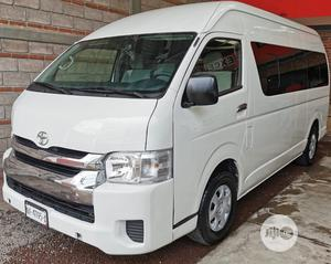 Clean 4 Units Of Toyota Hiace Buses 2 Units Hilux 2015 | Buses & Microbuses for sale in Lagos State, Ikotun/Igando