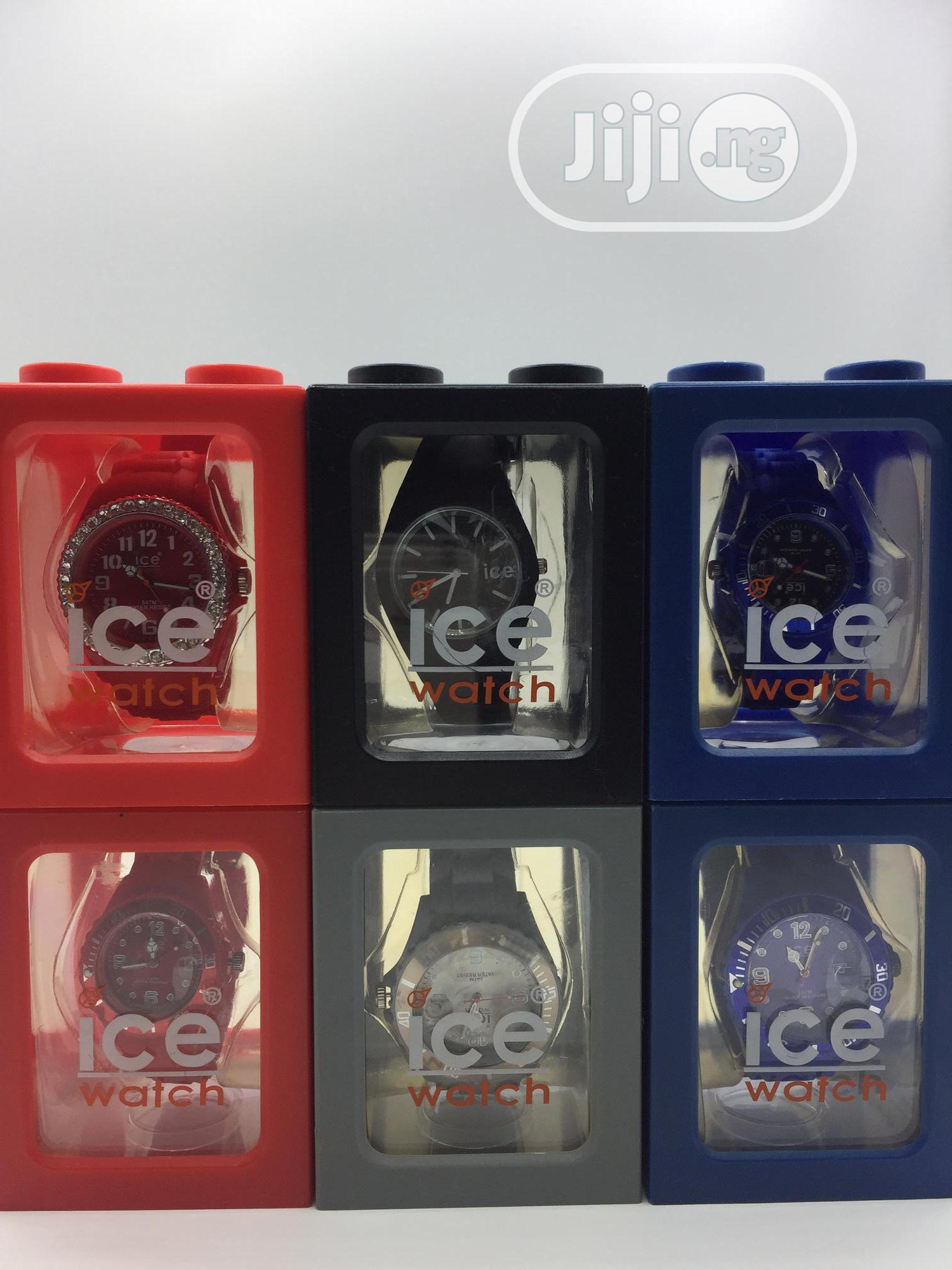 Ice Wrist Watch