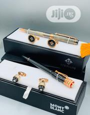 Montblanc Pen And Cufflinks For Men's | Clothing Accessories for sale in Lagos State, Lagos Island