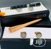 Versace Pen And Cufflinks For Men's | Clothing Accessories for sale in Lagos State, Lagos Island
