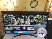 "Sleek Ultraslim Samsung 55"" Uhd Ultra 4K Hdr+ Smart Tv | TV & DVD Equipment for sale in Lagos State, Alimosho"