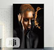 Artwork Canvas Printed With Frame | Arts & Crafts for sale in Lagos State, Lekki Phase 2