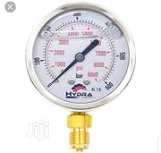 Hydraulic Gauge 40bar   Manufacturing Materials & Tools for sale in Lagos State, Lagos Island