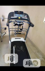 Heavy Duty American Fitness Treadmill With Massager and Incline | Sports Equipment for sale in Lagos State, Oshodi-Isolo