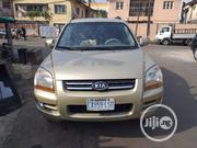Kia Sportage 2009 2.7 LX V6 4WD Brown   Cars for sale in Lagos State, Surulere