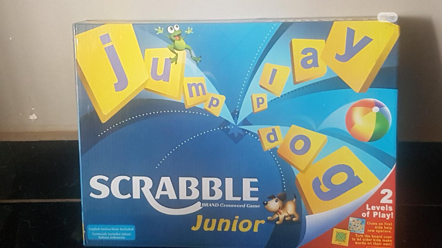 Scrabble Board Game | Books & Games for sale in Ikeja, Lagos State, Nigeria