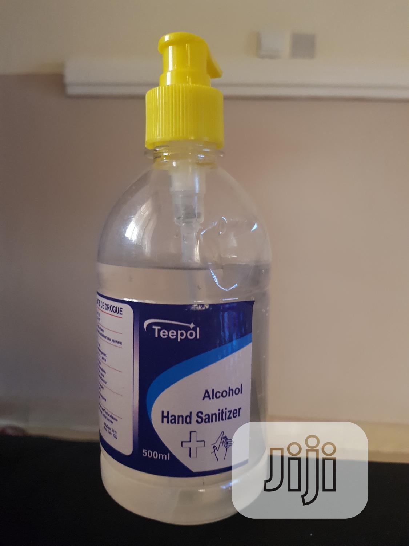 Archive: Teepol Hand Sanitizer